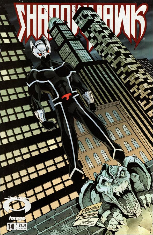 ShadowHawk (2005) 14-A by Image
