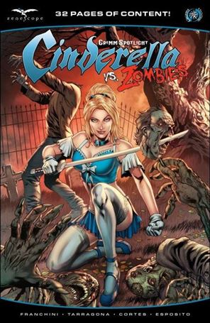Grimm Spotlight: Cinderella vs Zombies nn-A