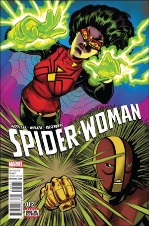 Spider-Woman (2016) 12-A