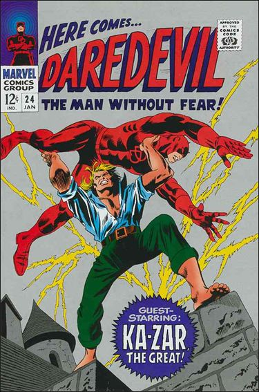 Daredevil (1964) 24-A by Marvel