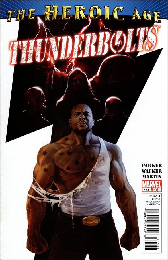 Thunderbolts (1997) 144-A by Marvel