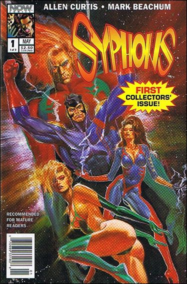 Syphons (1994) 1-A by Now Comics