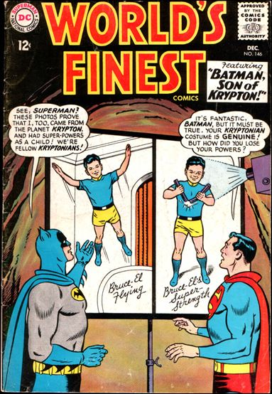 World's Finest Comics 146-A by DC