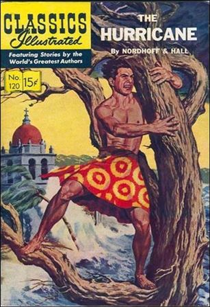 Classic Comics/Classics Illustrated 120-A