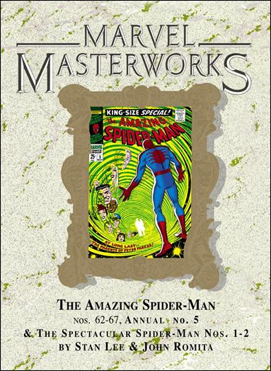 Marvel Masterworks: The Amazing Spider-Man 7-B by Marvel