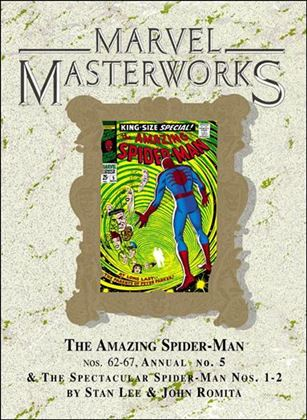 Marvel Masterworks: The Amazing Spider-Man 7-B
