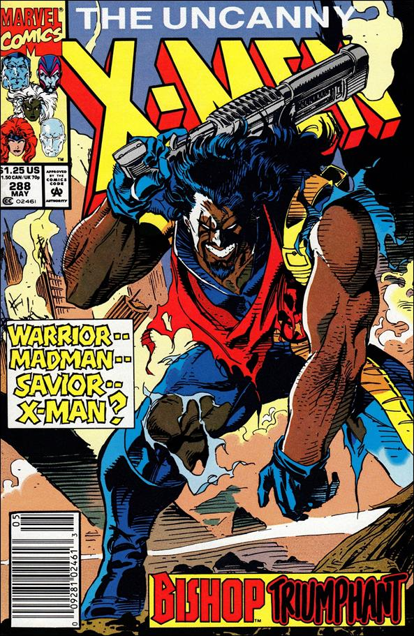 Uncanny X-Men (1981) 288-A by Marvel