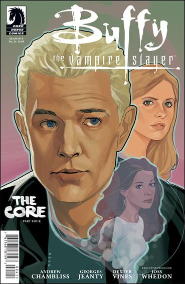 Buffy the Vampire Slayer Season 9 24-A by Dark Horse