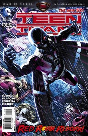 Teen Titans (2011) 20-A
