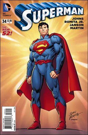 Superman (2011) 34-F