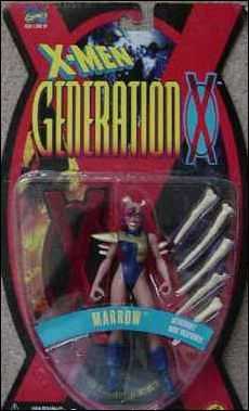 X-Men (Generation X) Marrow by Toy Biz