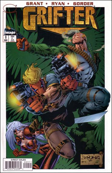 Grifter (1996) 9-A by Image