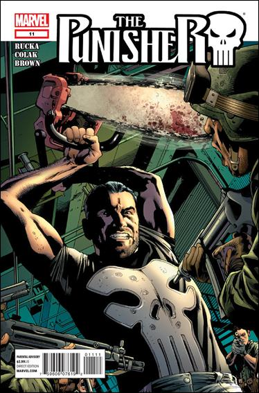 Punisher (2011) 11-A by Marvel