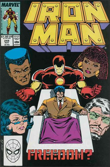 Iron Man (1968) 248-A by Marvel