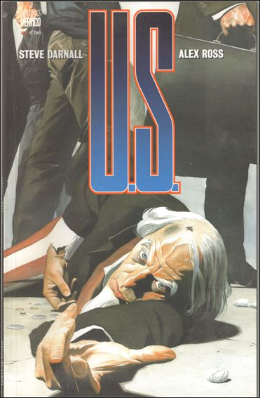 Uncle Sam 1-A by Vertigo