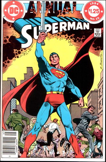 Superman Annual (1960) 10-A by DC