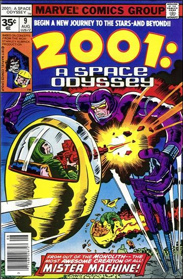 2001: A Space Odyssey 9-B by Marvel