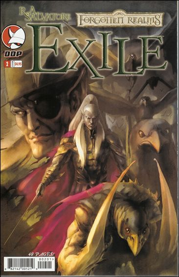 Forgotten Realms: Exile 2-A by Devil's Due