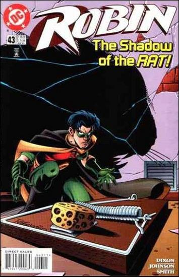 Robin (1993) 43-A by DC