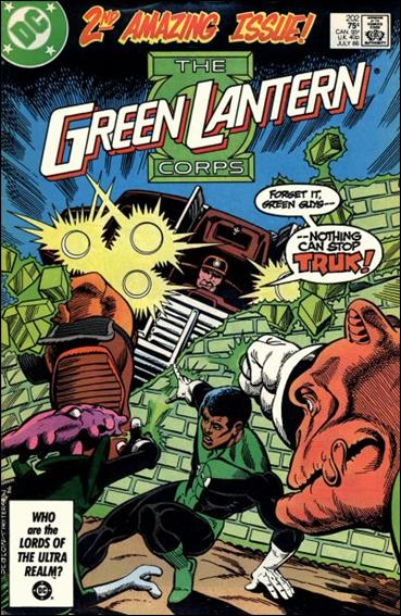 Green Lantern Corps (1986) 202-A by DC