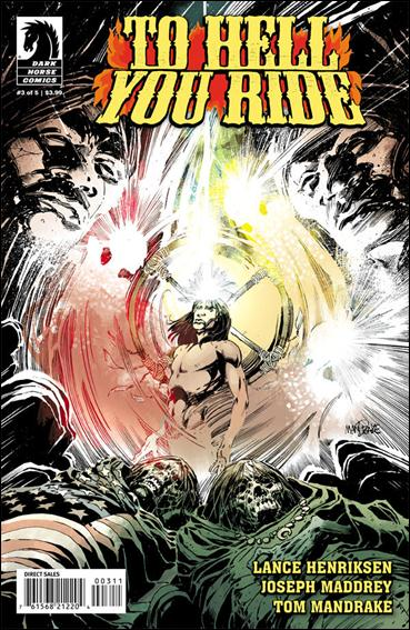 To Hell You Ride 3-A by Dark Horse