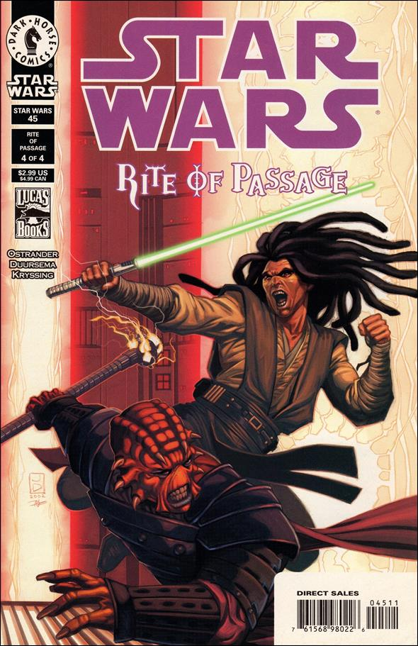 Star Wars/Star Wars Republic 45-A by Dark Horse