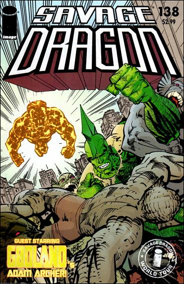 Savage Dragon (1993) 138-A by Image