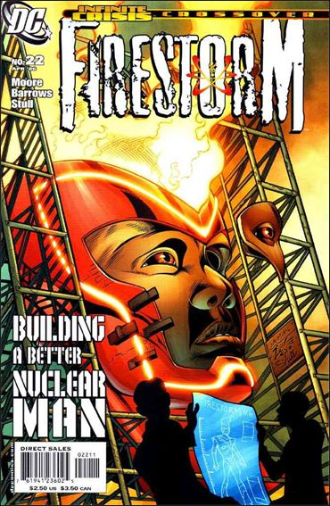 Firestorm (2004) 22-A by DC