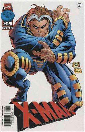X-Man 26-A