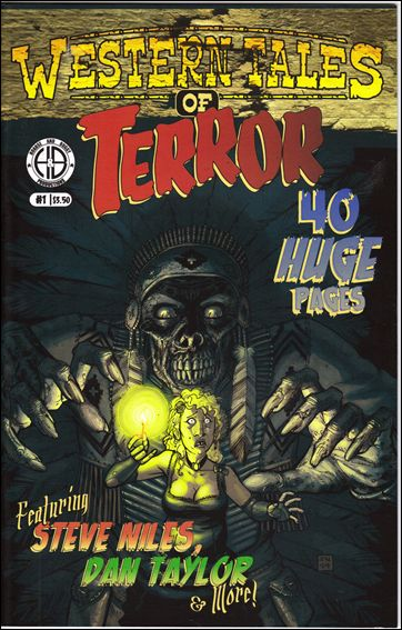 Western Tales of Terror  1-A by Hoarse and Buggy