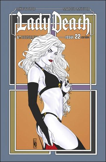 Lady Death (2010) 22-D by Boundless Comics