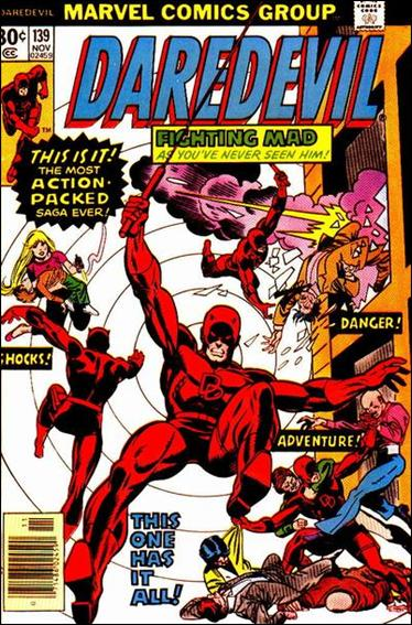 Daredevil (1964) 139-A by Marvel