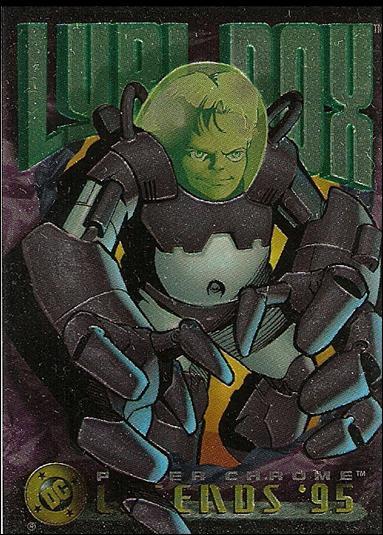 DC Legends '95 - Power Chrome (Base Set) 110-A by SkyBox