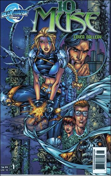 10th Muse Cover Gallery 1-A by Bluewater Comics