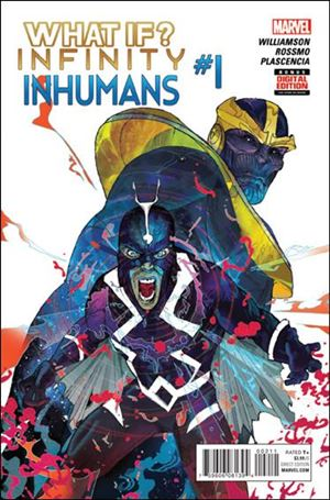 What If? Infinity - Inhumans 1-A