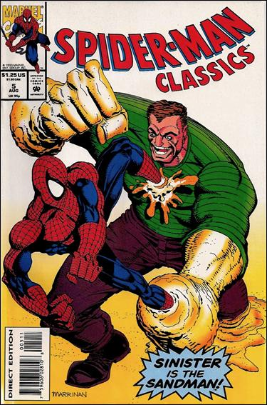 Spider-Man Classics 5-A by Marvel