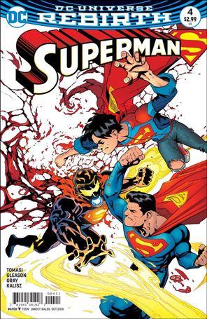Superman (2016) 4-A