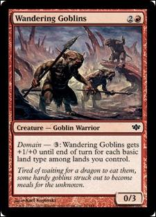 Magic the Gathering: Conflux (Base Set)76-A by Wizards of the Coast