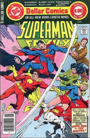 Superman Family 190-A by DC