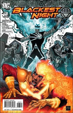 Blackest Night 3-B