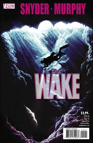 Wake (2013) 2-B by Vertigo