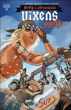 Betty & Veronica: Vixens 7-B