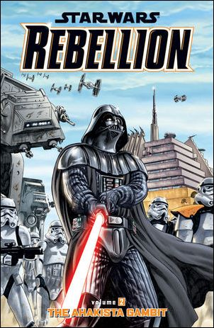 Star Wars: Rebellion 2-A by Dark Horse