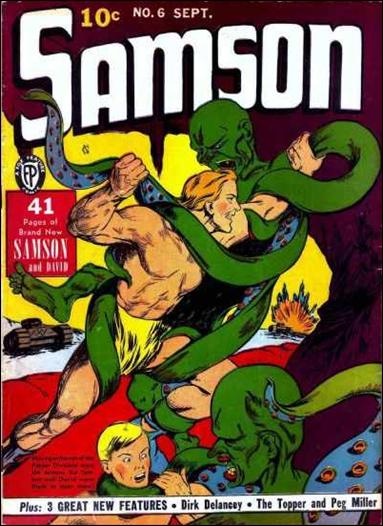 Samson (1940) 6-A by Fox
