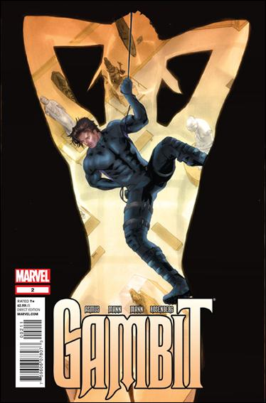 Gambit (2012) 2-A by Marvel