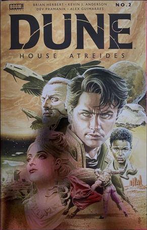 Dune: House Atreides 2-E