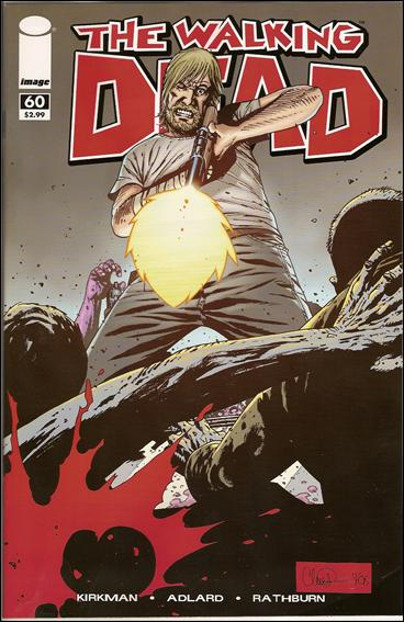 Walking Dead (2003) 60-A by Skybound Entertainment