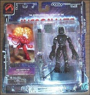 Micronauts (Series 1) Membros (black)