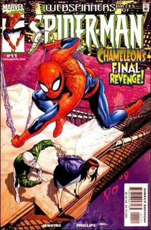 Webspinners: Tales of Spider-Man 11-A