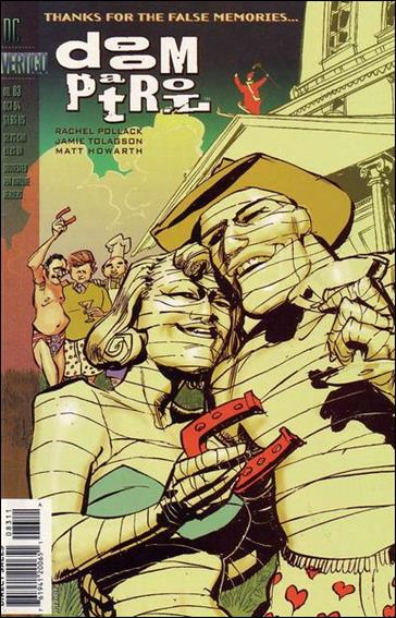 Doom Patrol (1987) 83-A by Vertigo